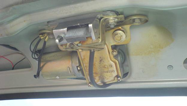 Замок задней двери багажника ваз 2109 ремонт